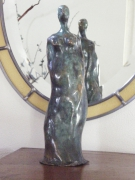 sculpture personnages : ONDINE